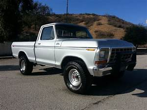 1979 Ford F150 Ranger 4x4 Short Bed 351 V8 4-speed 1-owner Runs Amazing No Rust