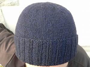 Modele Bonnet Tricot Homme Aiguille 3