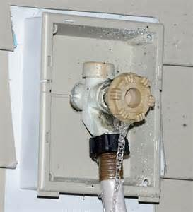 plumbing how do i fix a leaky outdoor faucet home