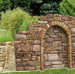 Naturstein Im Garten : 1 3 t trockenmauersteine natursteine garten mauer ~ A.2002-acura-tl-radio.info Haus und Dekorationen