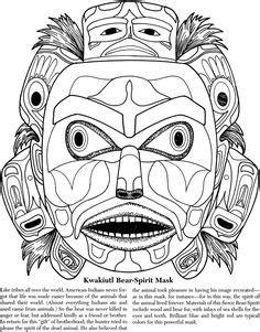 Mayan Chief Mask Printable Mask, free to download and print | Maya art, Mayan art, Native