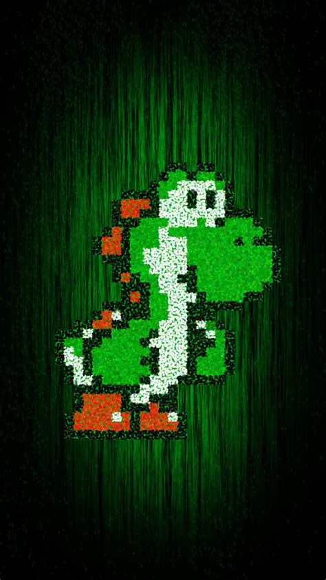 yoshi iphone wallpaper gallery