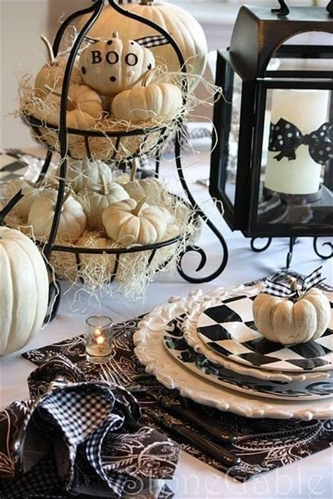 halloween tablescape ideas  impeccable taste