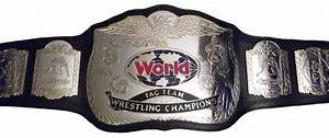Top Ten Pro Wrestling Championship Belts – Super RetroMania