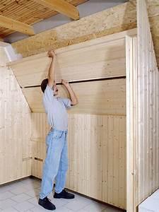 Sauna Unter Dachschräge : sauna in der dachschr ge k che bad sanit r ~ Sanjose-hotels-ca.com Haus und Dekorationen