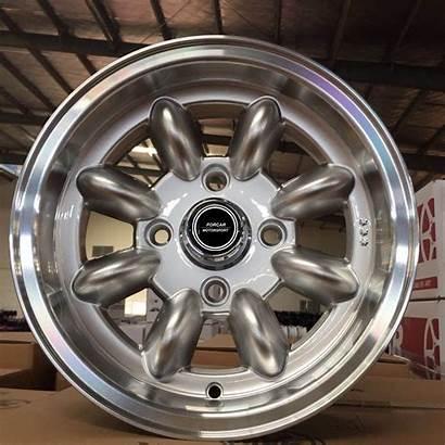 Watanabe Wheels Rims Alloy 6j Vehicle Via