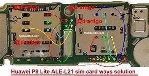 Huawei P8 Lite Sim Card Not Working Problem Ways Solution