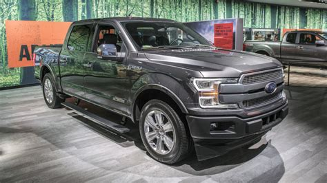 Ford F150 Powerstroke by Ford Reveals Details On 2018 F 150 Powerstroke Turbodiesel