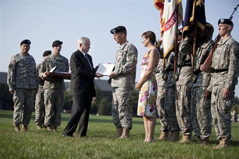 army retirement ceremony annie mcchrystal in retirement ceremony held for army gen
