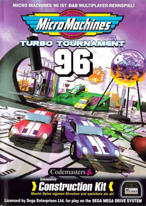 micro machines turbo tournament   genesis  mobygames