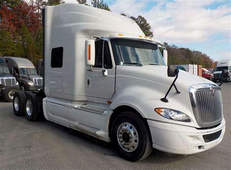 2010 International Prostar Eagle Sleeper Truck For Sale