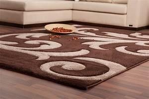 tapis de salon marron cuisine naturelle With tapis salon marron