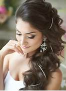 Hairstyles For Weddings Pictures by 20 Most Elegant And Beautiful Wedding Hairstyles