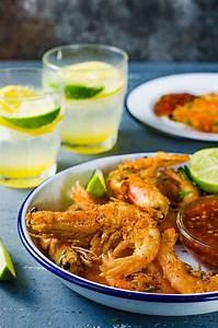 Szechuan Salt and Pepper Shrimp (Prawns) - The Flavor Bender