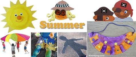 summer preschool activities crafts and 139 | Summer Activities Crafts