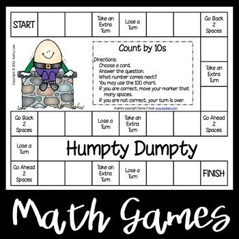 humpty dumpty game counting    kathy law tpt