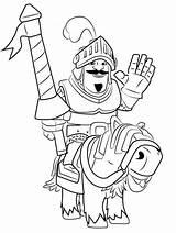 Clash Royale Coloring Draw Prince Step Sparky Royal Prins Dibujos Coloriage Drawing Desenhos Fortnite Imprimir Clans Colorir Kleurplaten Ausmalbilder Gaddynippercrayons sketch template