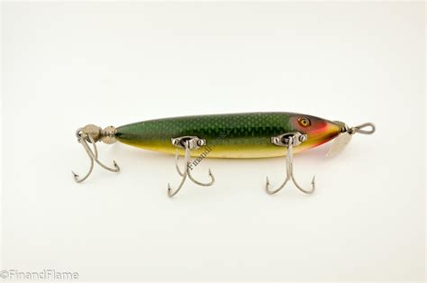 Heddon Sos 170 Minnow Lure  Fin And Flame Fishing For History