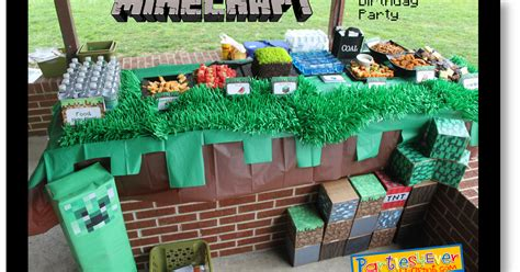 partiesever minecraft party