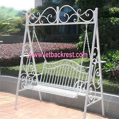 Cheap Garden Swing Chairs by China Wholesale Wrought Iron Garden Chairs Swing Chair Jpg