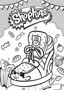 Ausmalbilder, Shopkins, 12
