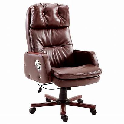 Chair Computer Office Executive Desk Leather Swivel