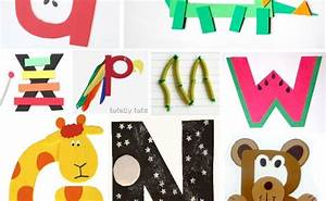 kids in adelaide learn play abc letter craft With arts and crafts letters of the alphabet