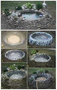 Objet Bambou Faire Soi Meme : 15 splendides fontaines et jardins d 39 eau faire soi m me bricolage jardin d 39 eau jardins et ~ Melissatoandfro.com Idées de Décoration