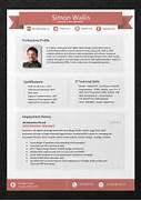 Modern Cv Resume Template This Modern Cv Or Resume Template Could Be 52 Modern Resume Templates In Word The Resume Template Pack Clean Modern Layout With A4 Size 210 X Cv Template Resume Cv Template Resume Cv Template Resume Sample Modern
