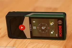 Laser Wasserwaage Test : laser entfernungsmesser bosch plr 50 c im test wir zuhause ~ One.caynefoto.club Haus und Dekorationen