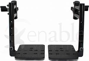 Invacare Swing Away Footrest Assembly For The 9000 Jymni
