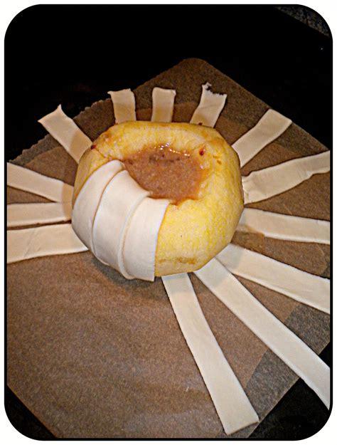 cuisiner les chouchous pomme revisitée façon quot tarte amandine quot la cuisine