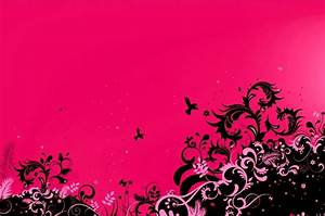 Desktop black and pink wallpaper download