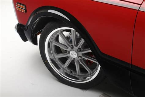staggered american racing wheels vn rodder vintage