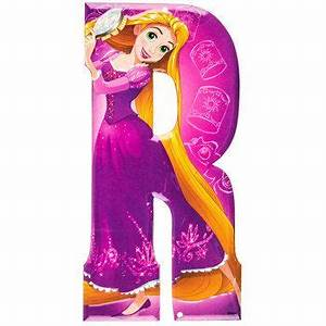 rapunzel disney princess tangled metal letter ropen With disney metal letters