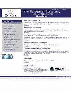 intuit news letter october 2013 With intuit document management