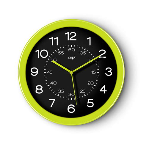 module de classement bureau cep ceppro gloss horloge analogique anis mobilier et