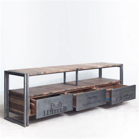 accessoire meuble cuisine meuble tv industriel