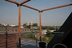 Komplett offenen balkon ohne bohren vernetzen bilder for Katzennetz balkon mit palmeras garden apartments