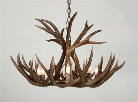 mule deer antler chandelier decor ideasdecor ideas