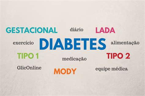 os principais tipos de diabetes  suas caracteristicas