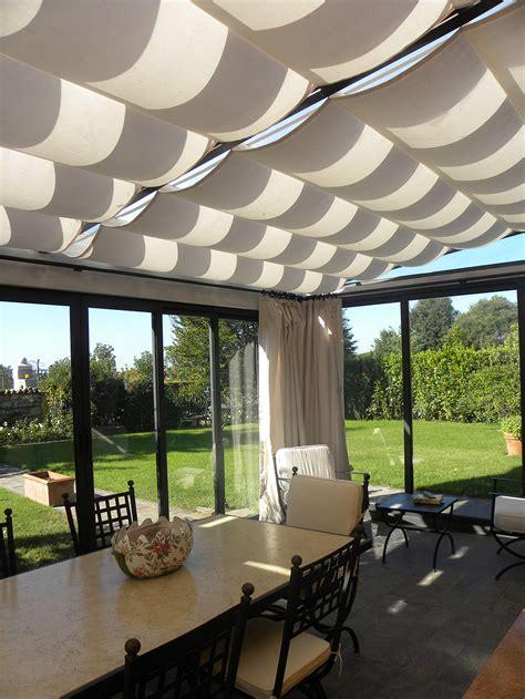 Illuminazione Veranda Legno  Idee Di Design Nella Vostra Casa