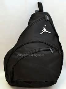 Nike Air Jordan Jumpman Sling Backpack