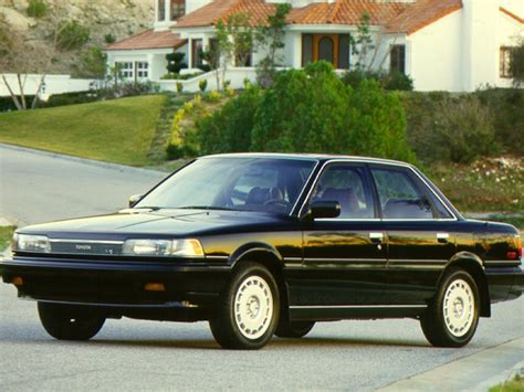 Toyota Camry History by Camry The History Of Toyota S Best Selling Car In America