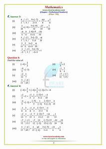 Ncert Solutions For Class 7 Maths Chapter 9 Rational