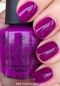 25 best ideas about Purple nail polish on Pinterest