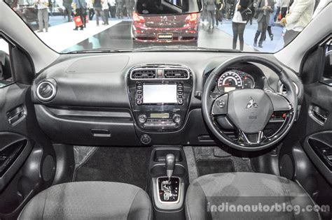 mirage mitsubishi interior 2016 mitsubishi mirage interior dashboard at 2016 bangkok