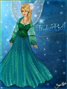 TinkerBell Should Be A Disney Princess by Stepherbell on ...