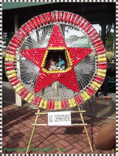 parol filipino recycled photos 1st recycled and indigenous lanterns contest parol 2011 andyfgo