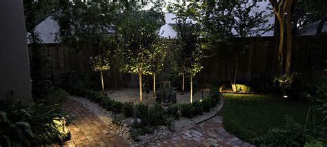 outdoor lighting in dfw dallas fort worth coldwell
